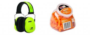 Earmuffs & Ear Plugs