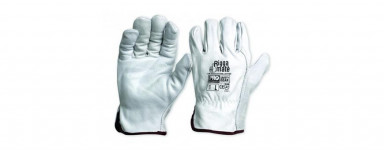 Leather Gloves (Riggers Cow Grain)