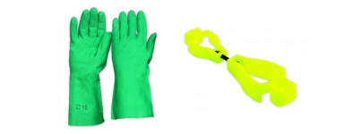 Chemical Resistant Gloves & Accessories