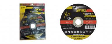 Abrasives - Cutting Discs