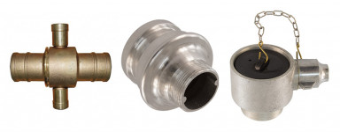 BIC Hydrant Adapters & Couplings