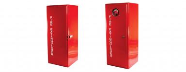 Fibre Glass Extinguisher Cabinets