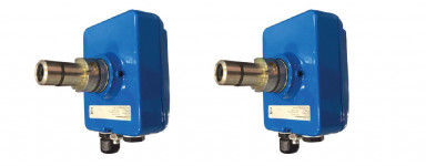 Single IR Rear Viewing Flame & Spark Detectors