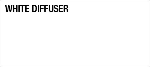 EZYFIT LED Diffuser 8